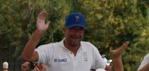 Klubmester 2016 Benny Andersen